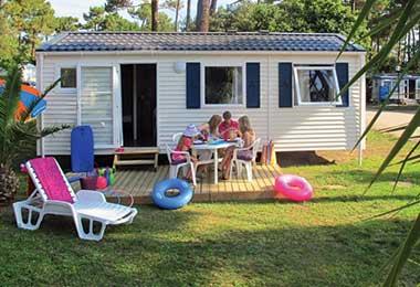 Camping sur l'île d'Oléron