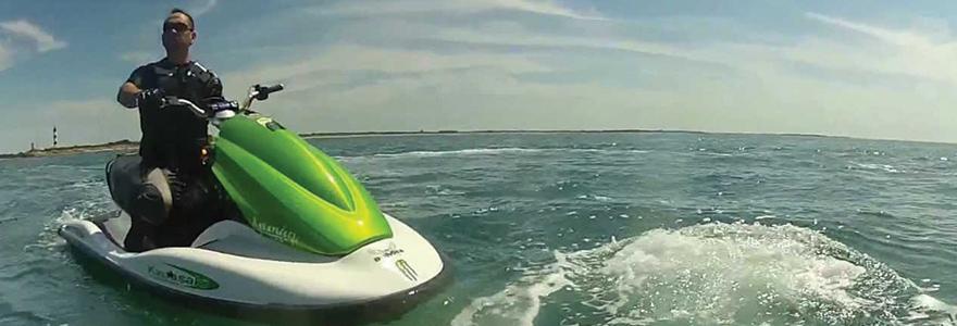 Le Jet ski