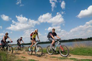 Faire votre Balade à vélo