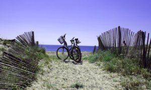 Faire une balade à velo sur l'ile d'Oléron